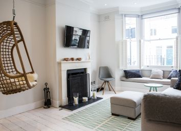 Thumbnail Serviced town_house to rent in Burnthwaite Road, London