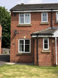 Thumbnail 2 bed semi-detached house to rent in Millbeck Approach, Morley, Leeds