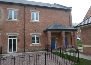 Thumbnail 1 bed flat to rent in The Furlongs, Bicton Heath, Shrewsbury