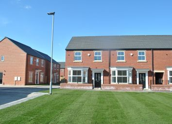 Thumbnail 3 bed mews house to rent in Thornesgate Gardens, Thornes, Wakefield