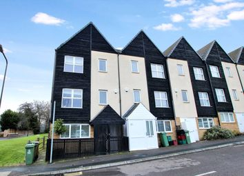 Thumbnail 4 bed end terrace house for sale in Cloudesley Close, Sidcup, Kent