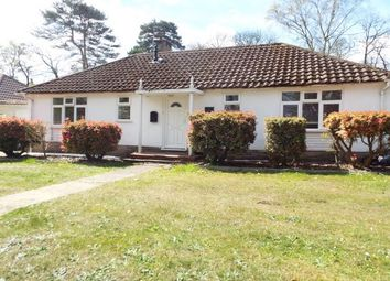 Thumbnail 2 bed bungalow to rent in Moorhill Gardens, Southampton