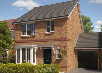 Thumbnail 3 bedroom detached house for sale in Silkin Park, Hinkshay Road, Telford