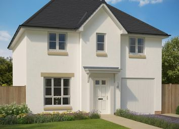"Thumbnail 4 bed detached house for sale in ""Fenton"" at Kingsgate Retail Park, Glasgow Road, East Kilbride, Glasgow"