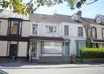 Thumbnail 5 bed terraced house for sale in King Edward Road, Swansea