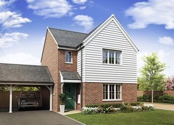 "Thumbnail 3 bed detached house for sale in ""The Hatfield"" at High Street, Newington, Sittingbourne"