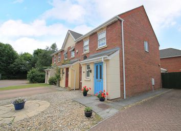 Thumbnail 3 bed end terrace house for sale in Miles Close, Ham Green, North Somerset