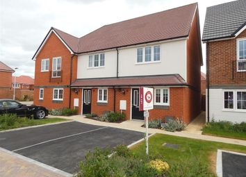Thumbnail 2 bedroom property to rent in Howes Crescent, Riverdown Park, Salisbury