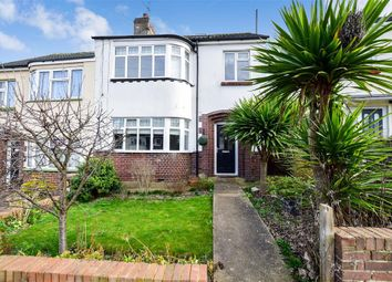 Warwick Crescent, Rochester, Kent ME1. 4 bed end terrace house for sale