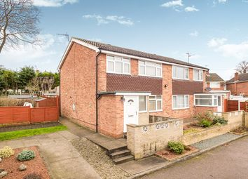 Thumbnail 3 bed semi-detached house for sale in Watnall Road, Nuthall, Nottingham