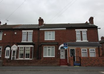 3 bed terraced house for sale in Featherstone Lane, Featherstone, Pontefract, West Yorkshire WF7