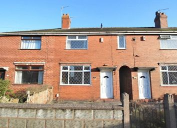 Thumbnail 3 bed terraced house for sale in Russell Road, Tunstall, Stoke-On-Trent