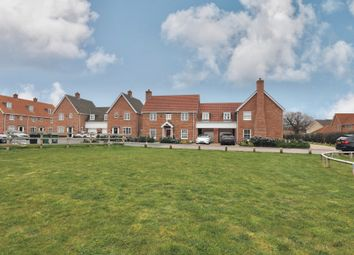 Thumbnail 4 bed link-detached house for sale in Sterlet Grove, Mulbarton, Norwich