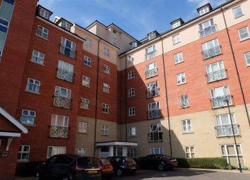 Thumbnail 1 bedroom flat to rent in Britannia House, Palgrave Road, Bedford