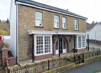 Thumbnail 5 bed detached house for sale in Neath Road, Resolven, Neath