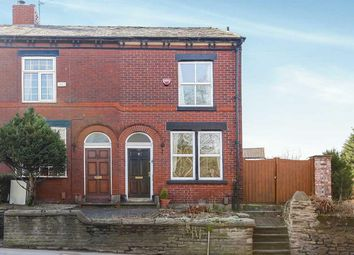 Thumbnail 3 bedroom end terrace house for sale in Marple Road, Stockport, Cheshire