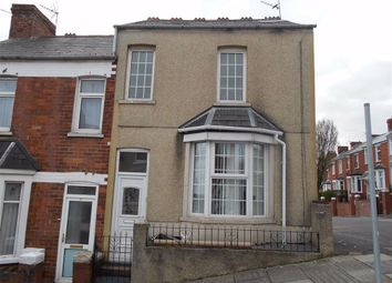 Thumbnail 2 bedroom end terrace house to rent in Trinity Street, Barry, Vale Of Glamorgan
