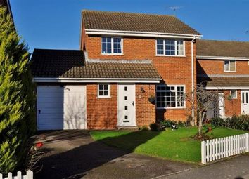 Thumbnail 3 bed detached house for sale in Charminster, Kingsnorth, Ashford