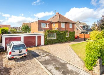 Thumbnail 4 bed detached house for sale in Fox Lane, Thorpe Willoughby, Selby, North Yorkshire