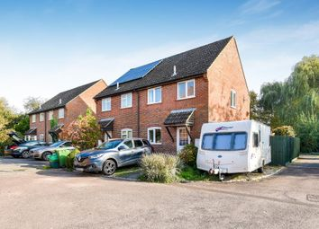 Thumbnail 3 bedroom end terrace house for sale in Butson Close, Newbury