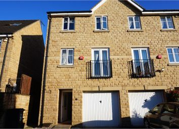 Thumbnail 4 bed town house for sale in Cedar Grove, Brighouse