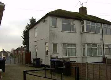 Thumbnail 2 bedroom maisonette to rent in Bowood Road, Enfield