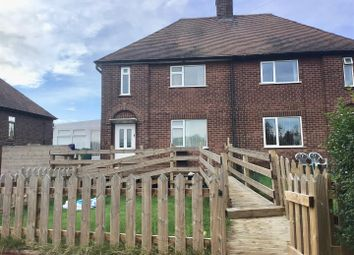 Thumbnail 3 bed semi-detached house for sale in Coronation Cres, Madeley, Telford