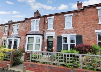4 bed terraced house for sale in East Avenue, Benton, Newcastle Upon Tyne NE12