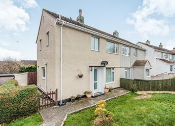 Thumbnail 3 bed semi-detached house for sale in West Malling Avenue, Plymouth