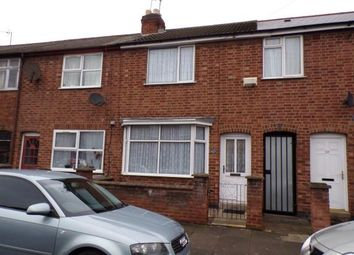 Thumbnail 2 bed terraced house for sale in Prestwold Road, Leicester, Leicestershire, England