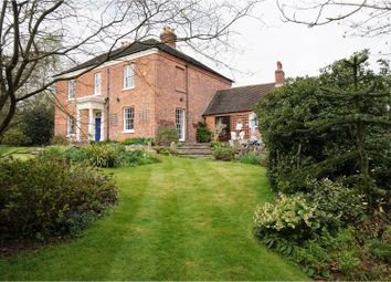 Thumbnail 6 bed link-detached house for sale in Ashby Road, Ticknall