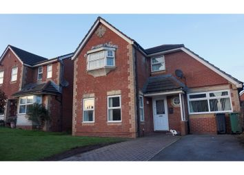Thumbnail 4 bed detached house for sale in Clos Nant Glaswg, Pontprennau
