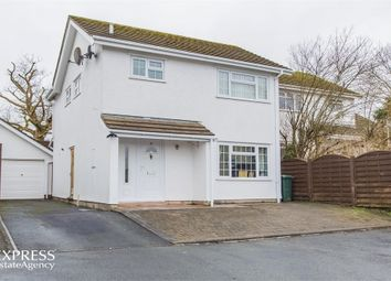 Thumbnail 4 bedroom detached house for sale in Hean Close, Saundersfoot, Pembrokeshire