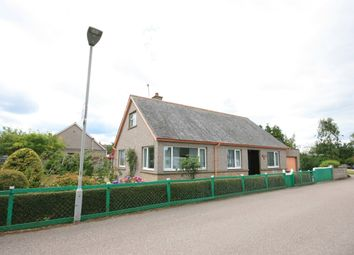Thumbnail 3 bed bungalow for sale in Lynwood, 2 The Muir, Bogmoor, Spey Bay
