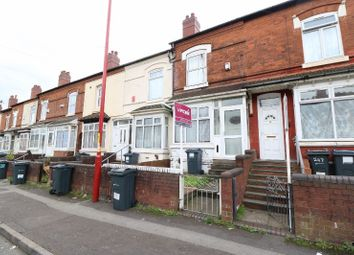 Thumbnail 3 bedroom terraced house for sale in Nineveh Road, Handsworth, West Midlands