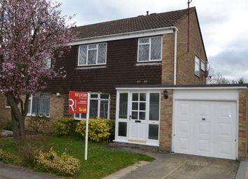 Thumbnail 3 bed property to rent in Pigott Road, Wokingham
