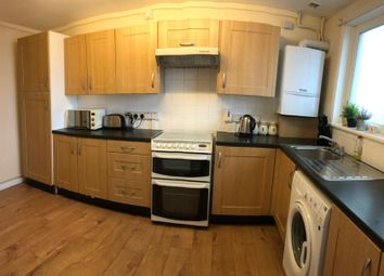 Thumbnail 3 bed flat to rent in Shirley Road, London
