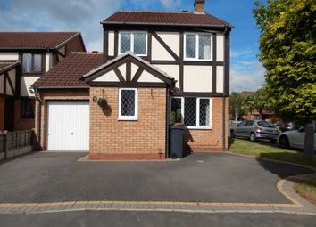 Thumbnail 3 bed detached house to rent in Tilesford Close, Monkspath, Solihul