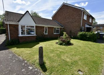 Thumbnail 2 bed bungalow for sale in Somerville, Werrington, Peterborough