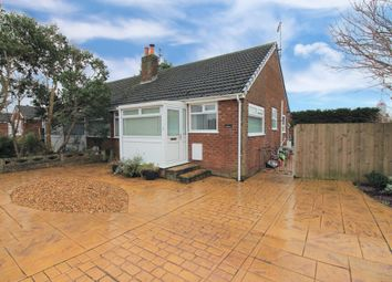 Thumbnail 2 bed bungalow for sale in Eskdale Grove, Knott End On Sea