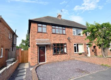 Thumbnail 3 bed semi-detached house for sale in Orchard Estate, Quorn, Loughborough