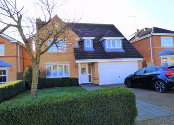 4 bed detached house for sale in Woodgate Road, Wootton Fields, Northampton NN4