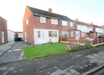Thumbnail 2 bed semi-detached house for sale in Coniston Road, Preston, Lancashire