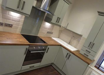 Thumbnail 1 bed flat to rent in York Street, Derby