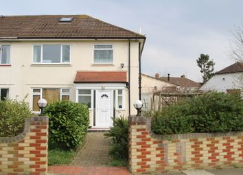 Thumbnail 4 bed semi-detached house to rent in Windsor Avenue, New Malden