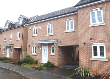 Thumbnail 3 bed town house to rent in Curo Park, Frogmore, St. Albans
