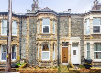 Thumbnail 3 bedroom terraced house for sale in Shaftesbury Avenue, Montpelier, Bristol