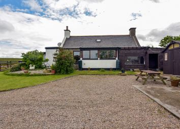 Thumbnail 3 bed cottage for sale in Alvah, Aberdeenshire
