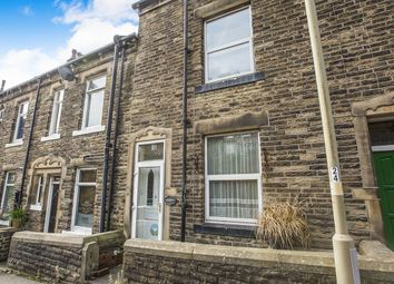 Thumbnail 4 bed terraced house for sale in Keighley Road, Hebden Bridge
