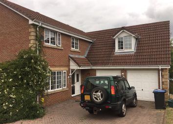 Thumbnail 5 bed detached house for sale in Braunespath Estate, New Brancepeth, Durham